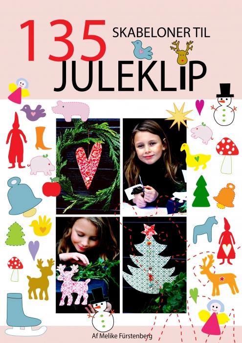 135 Skabeloner til juleklip (E-bog)