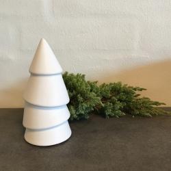 DBKD juletræ i hvid - large