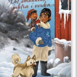 Det Smukkeste Juletræ I Verden - Juaaka Lyberth - Bog