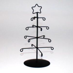Elfi juletræ sort - 21 cm H