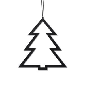 Felius - Juletræ - sort - 2 stk.
