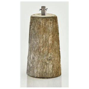 Fod til kunstigt juletræ H45 x Ø22 cm - Trælook