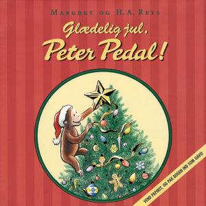 Glædelig jul, Peter Pedal (Bog)