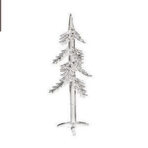 Glas juletræ ( 22. cm. ) fra SIA