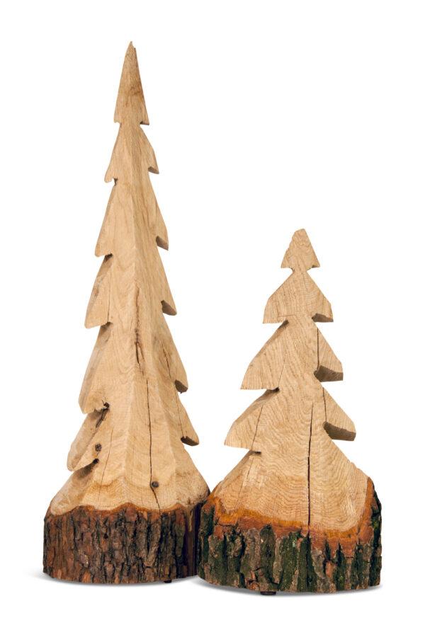 Håndlavet Juletræ - størrelse Large