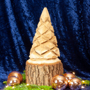 Håndlavet juletræ