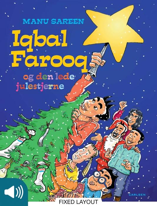 Iqbal Farooq og den lede julestjerne (E-bog)