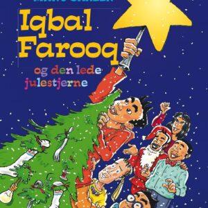 Iqbal Farooq og den lede julestjerne (Lydbog)