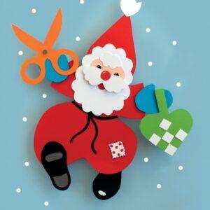 Jul med nisseklip (E-bog)