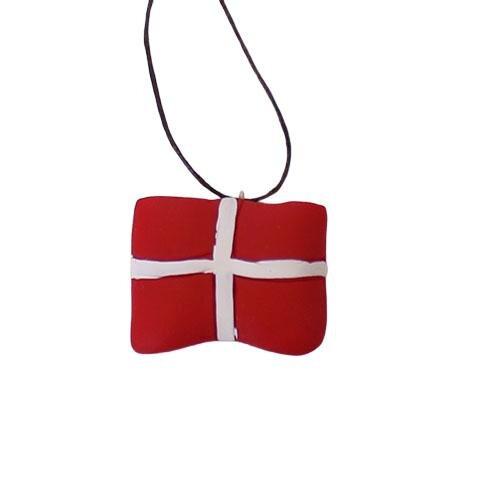 Juleophæng Nostalgic - Flag