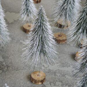 """Juletræ """"Spinkle"""" naturligt look - House Doctor - stor H: 36 cm"""
