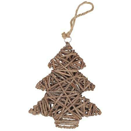 Juletræ ophæng - 19 cm