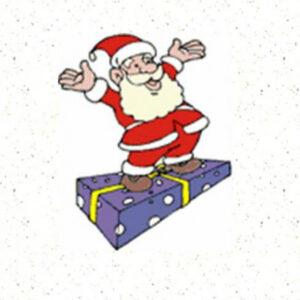 Moderne Julenisser (Bog)