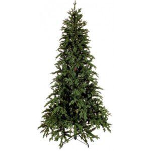 Nepal kunstigt juletræ H210 cm - Grøn