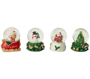 Smukke rystekugler fra Seedtsberg - julemand i kane - pris pr. stk.