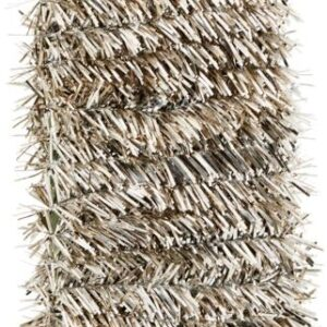 Tinsel garland, Joy by House Doctor (L: 250 cm., Champagne)