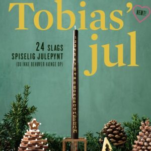 Tobias' jul (E-bog)
