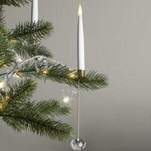 Trådløse LED-juletræslys Passer fx Georg Jensen lysholder