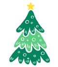 Billigt Juletræ