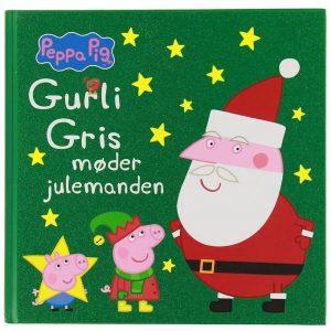 Alvilda Bog - Gurli Gris Møder Julemanden