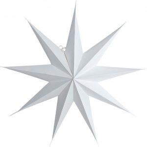Stjerne, 9 point by House Doctor (B: 60 cm., Hvid)