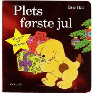 Forlaget Carlsen Bog - Plets Første Jul m. Flapper