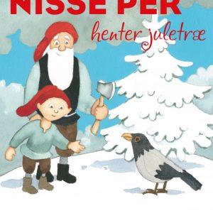 Nisse Per henter juletræ (E-bog)