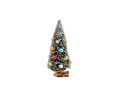 Juletræ på klips Classic x 15 cm Grøn Plast/Metal