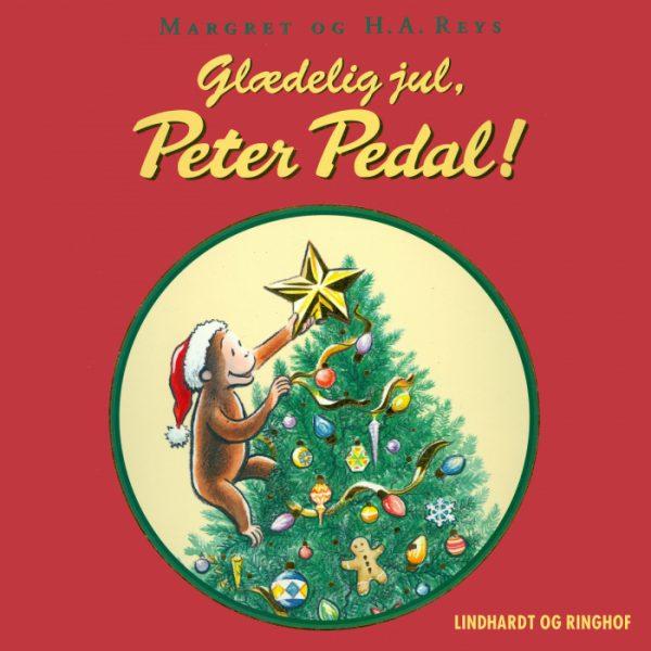Glædelig jul, Peter Pedal (Lydbog)