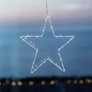 Sirius Liva Stjerne med 40 Lys