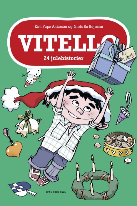 Vitello. 24 julehistorier Lyt&Læs (E-bog)