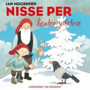 Nisse Per henter juletræ (Lydbog)
