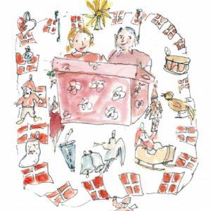 Uro i julekassen (Lydbog)
