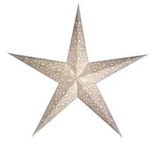 0 - 2021 - Stjernelampe - Maharaja White - str. L
