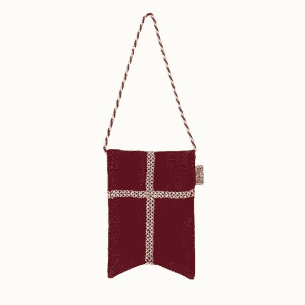 Dannebro stof ornament - Maileg
