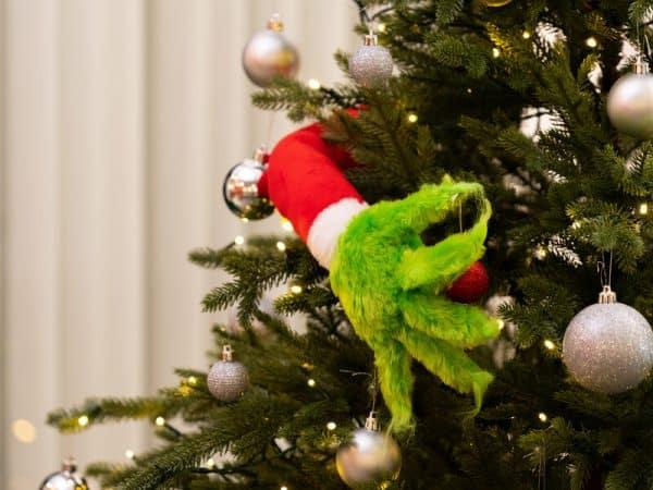Spralla® Juletyven Juletræspynt